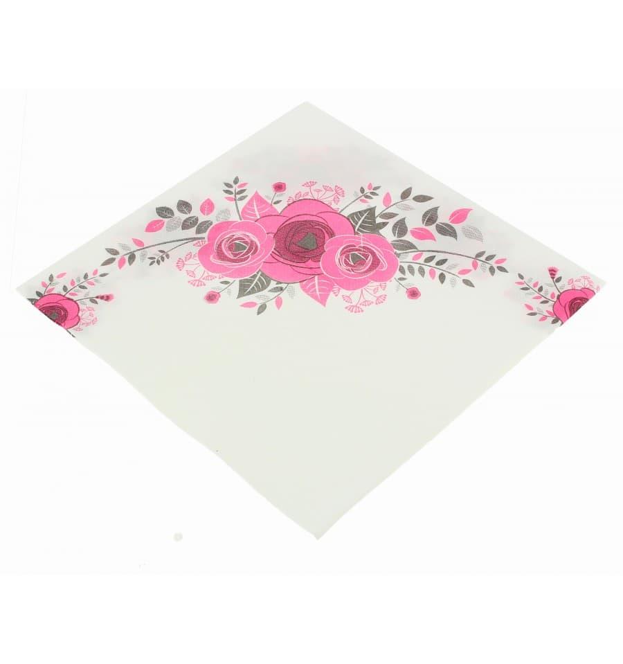 Serviettes en papier pour découpage